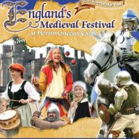 England's Medieval Festival at Herstmonceux Castle (23, 24 & 25 Aug 2014) at Herstmonceux Castle