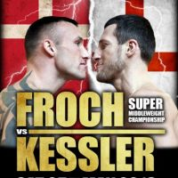 Froch vs Kessler Boxing at Fleet