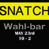 Snatch at Wahlbar