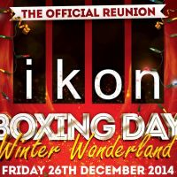 Ikon Boxing Day Special