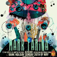 Mushroom Jazz Party with Mark Farina at Azucar Bar