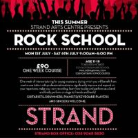 Summer Rock School at Strand Cinema