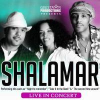 Shalamar live in concert
