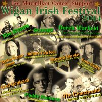 Wigan Irish Festival at DW Stadium