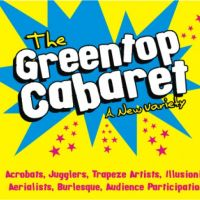 Greentop Circus Cabaret at Greentop Circus Centre