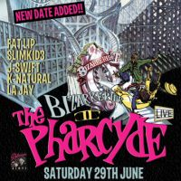 BIZARRE RIDE II THE PHARCYDE' NEW MANCHESTER DATE ADDED!!!