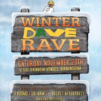 The Winter DAVE Rave