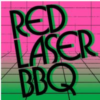 Red Laser BBQ at Kro Bar