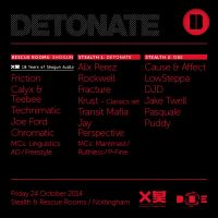 Detonate - 10 Years of Shogun Audio