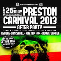 Preston Carnival After Party 2013 at Rumes Bar  And  Nightclub