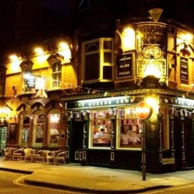 Quiz at The Queens | The Queens Arms Birmingham  | Thu 12th July 2012 Lineup
