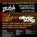 Bitch presents &#039;The Ibiza Warmup&#039; featuring Oliver Lang