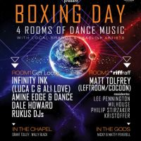 Boxing day at the empire