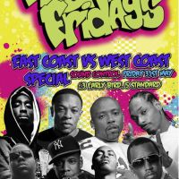 Fresh Fridays - East Coast vs West Coast Special at Sound Control