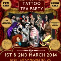 Tattoo Tea Party
