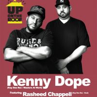 Kenny Dope &#38; Rasheed Chappell...Up On The Roof at Brixton Club House