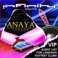 9 Swallow street with Infinity Nights @ Anaya at ANAYA