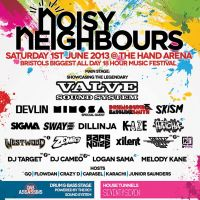 Noisy Neighbours 2013