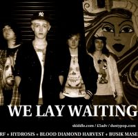 WE LAY WAITING at Dry Live