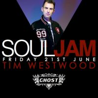 Westwood at SoulJAM in Ghost, Peterborough at Halo