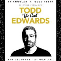 Gold Teeth x Triangular with TODD EDWARDS