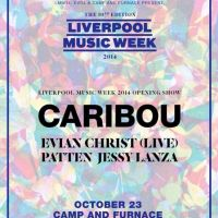 LMW 2014, Evol and Camp & Furnace present: CARIBOU