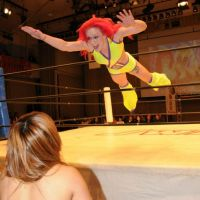 Pro-Wrestling:EVE at Rushcliffe Arena