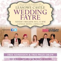 Leasowe Castle Wedding Fayre at Leasowe Castle