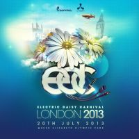 Electric Daisy Carnival London 2013 at Queen Elizabeth Olympic Park