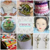 Frock Around The Clock Vintage Fair - 5th Birthday Extravaganza at Malone House