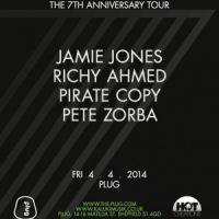 Kaluki / Jamie Jones / Richy Ahmed