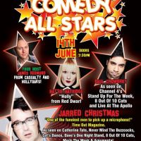 Comedy All Stars  at Barton Hall