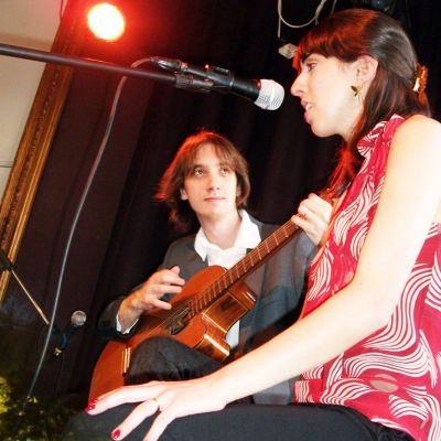 Uan� Duo - Brazilian Music | Bem Brasil (Northern Quarter) Manchester  | Tue 7th August 2012 Lineup