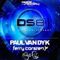 Digital Society Presents DS8