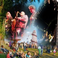 Crystal Palace Garden Party 3 Day Music Festival