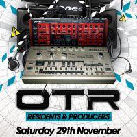 OTR presents Residents & Producers Showcase