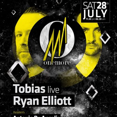 Onemore with Tobias & Ryan Elliott  Tickets | Hearn Street Warehouse London  | Sat 28th July 2012 Lineup