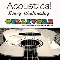 Acoustica! With Rosco McCabe + Guests at Gullivers