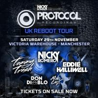 Nicky Romero presents Protocol Recordings UK Reboot Tour