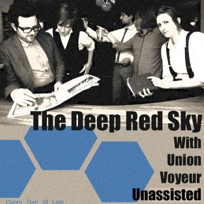 Cherry Valentine Presents The Deep Red Sky Tickets | Retro Bar Manchester  | Thu 28th March 2013 Lineup