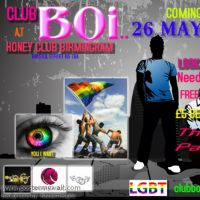 CLUB BOi at Honey Club  And  Lounge
