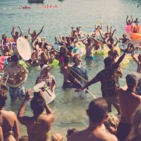 Soundwave Festival Croatia at The Garden Tisno Croatia