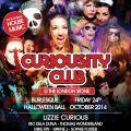 Curiousity Club Burlesque Halloween Ball