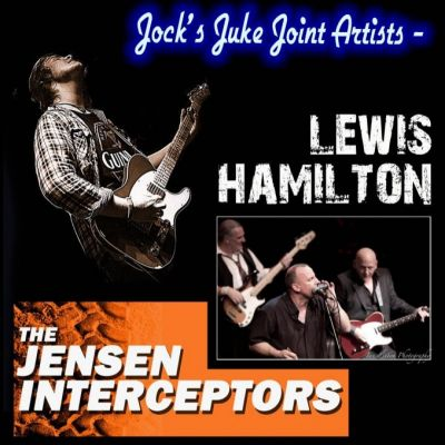 Lewis Hamilton & The Jensen Interceptors Tickets | DreadnoughtRock Bathgate  | Sat 1st June 2013 Lineup