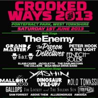 Crooked Ways Music Festival at Pontefract Park
