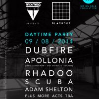 MIXMAG LIVE Presents Blackdot