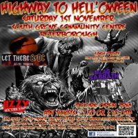 Highway to Hell'oween - Triple Header classic rock tribute show - AC/DC - Sabbath - Lizzy