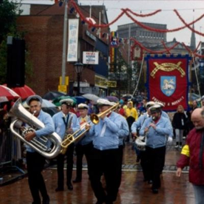 Preston Guild: Community Procession | Moor Park Preston  | Fri 7th September 2012 Lineup