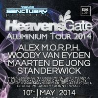 Trance Sanctuary presents HeavensGate Aluminium Tour