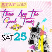 Just Lust | Back To The 80s & 90s at Buddha Lounge